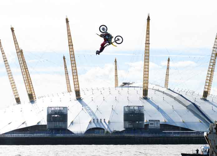 Travis Pastrana Kicks Off 2018 Nitro Circus With Motorcycle Backflip Over River Thames [TICKET INFO]