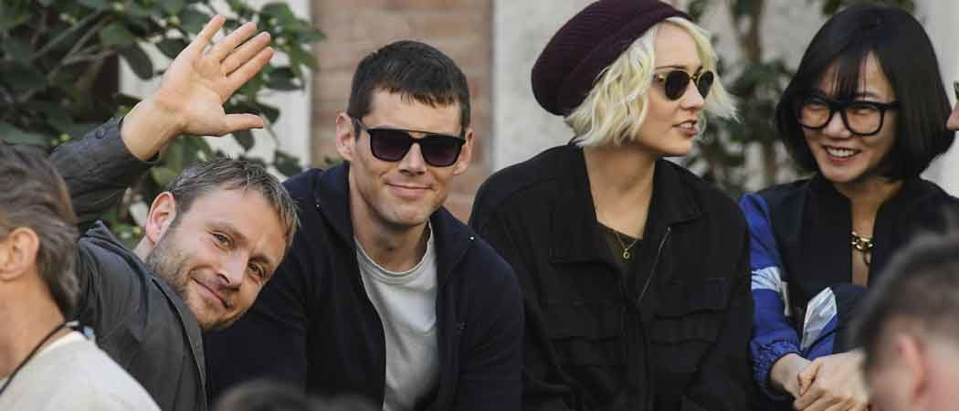 'Sense8' Cast Films Upcoming Movie In Naples