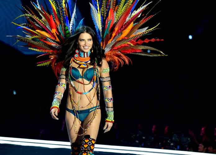"Adriana Lima Vows Not To ""Take Off My Clothes Anymore For An Empty Cause"""