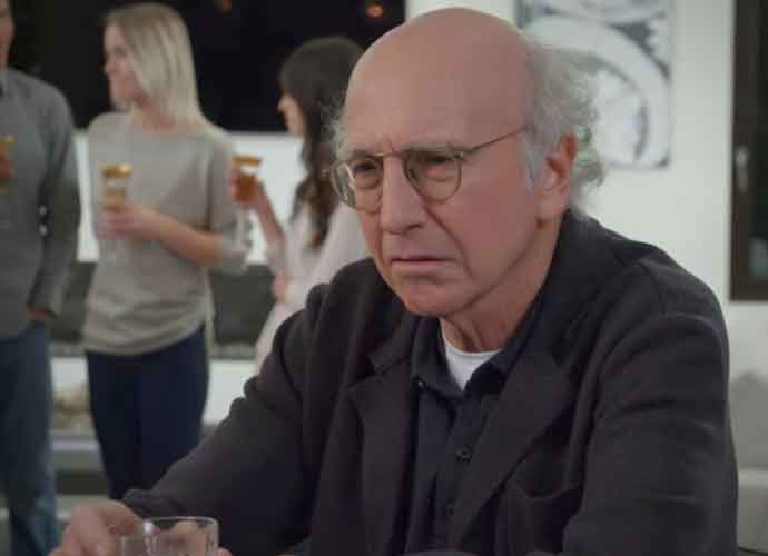 Watch: Larry David Creates PSA Aimed At Those Not Social-Distancing