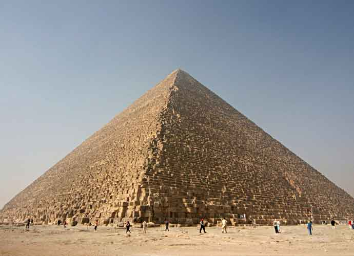 Scientists Discover A Void Inside The Great Pyramid Of Giza