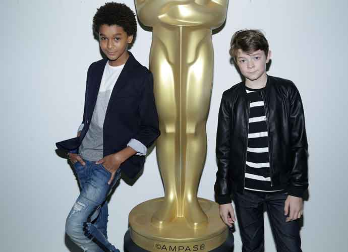 Oakes Fegley & Jaden Michael On 'Wonderstruck' & Playing Deaf Character [VIDEO EXCLUSIVE]