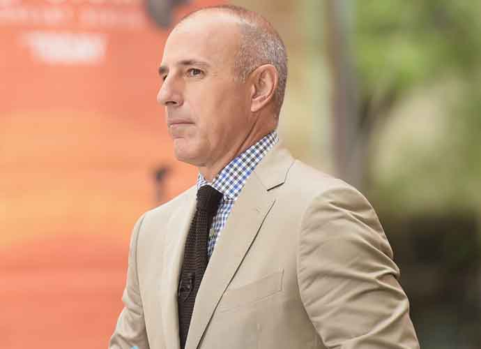Annette Roque Officially Files Divorce From Matt Lauer After Sex Scandal