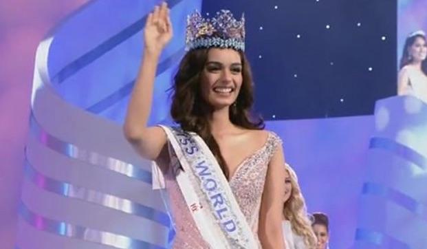 Miss India Manushi Chhillar Wins Miss World 2017