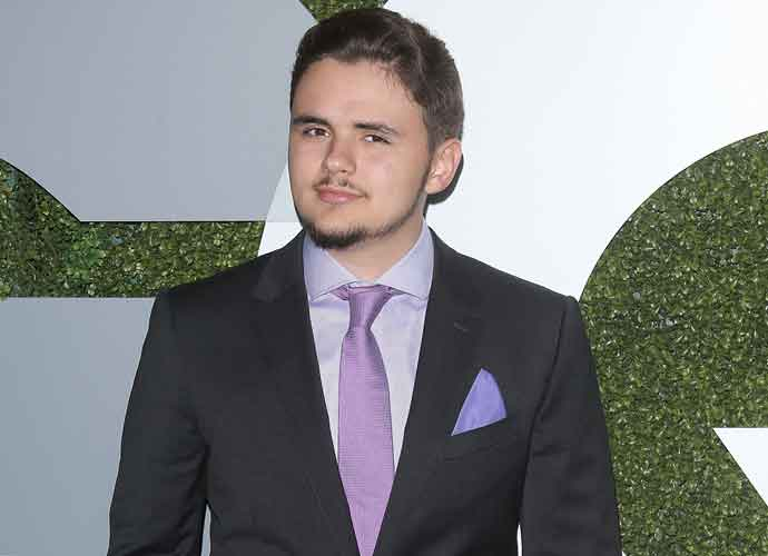 Prince Jackson Suffers Motorcycle Accident, No Major Injuries