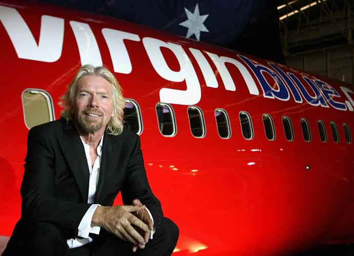 Richard Branson Says He Expects To Be In Space Within 6 Months [EXCLUSIVE]