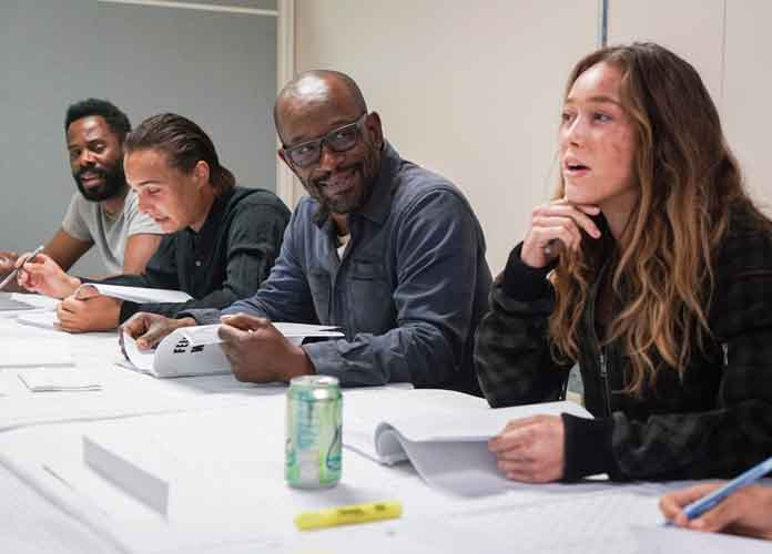 Lennie James' Morgan Jones To Star In 'Fear The Walking Dead' Crossover [PHOTOS]