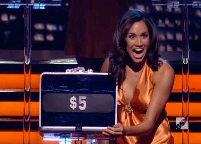 meghan markle was a deal or no deal briefcase model in 2006