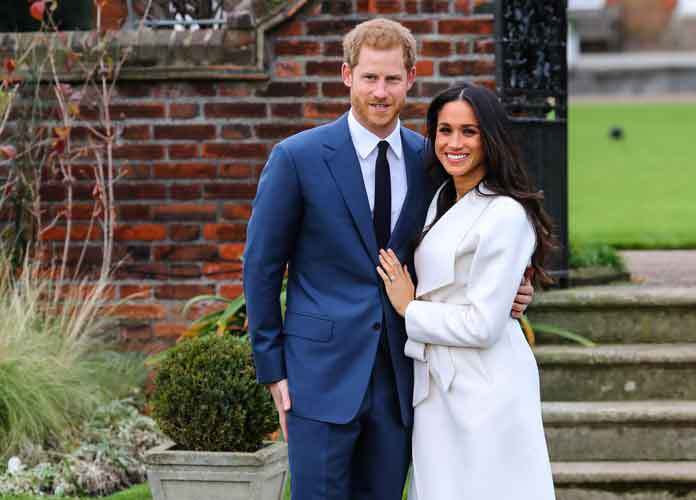 Lifetime Creating Movie About Prince Harry & Meghan Markle Love Story