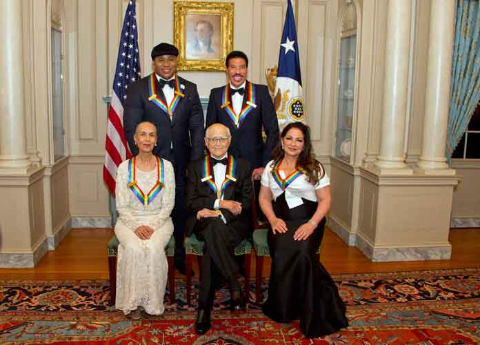 LL Cool J & Gloria Estefan Receive Kennedy Center Honors; Donald Trump Skips Ceremony