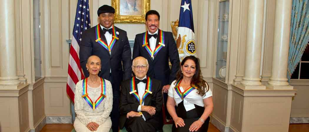 LL Cool J & Gloria Estefan Receive Kennedy Center Honors; Donald Trump Skips Ceremony