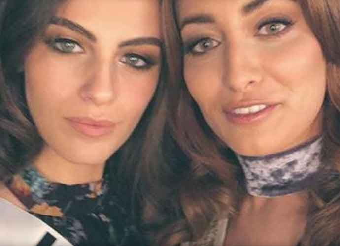 Miss Iraq Sarah Idan's Family Forced To Flee Country After Taking Selfie With Miss Israel Adar Gandelsman