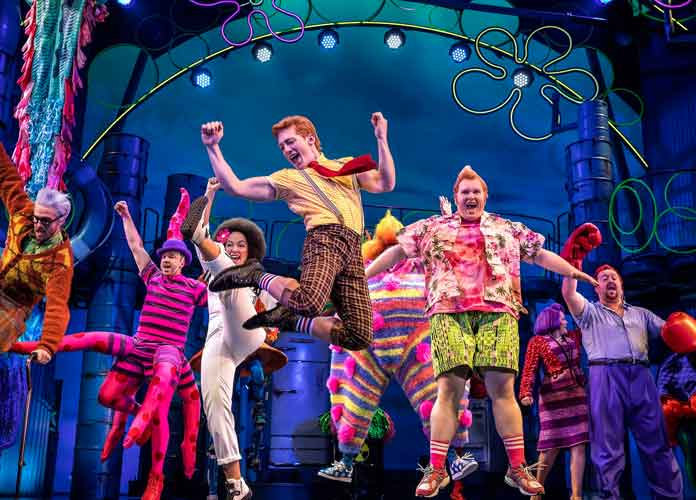 'SpongeBob SquarePants: The Broadway Musical' Review: Charming Stage Revival Of TV Series