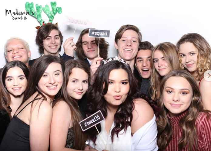 Demi Lovato's Younger Sister Madison De La Garza Celebrates Sweet 16