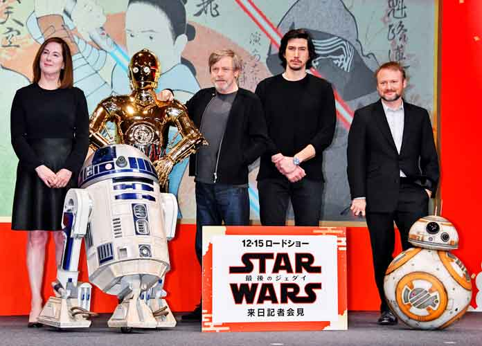 11 New 'Star Wars' Projects Revealed By Disney