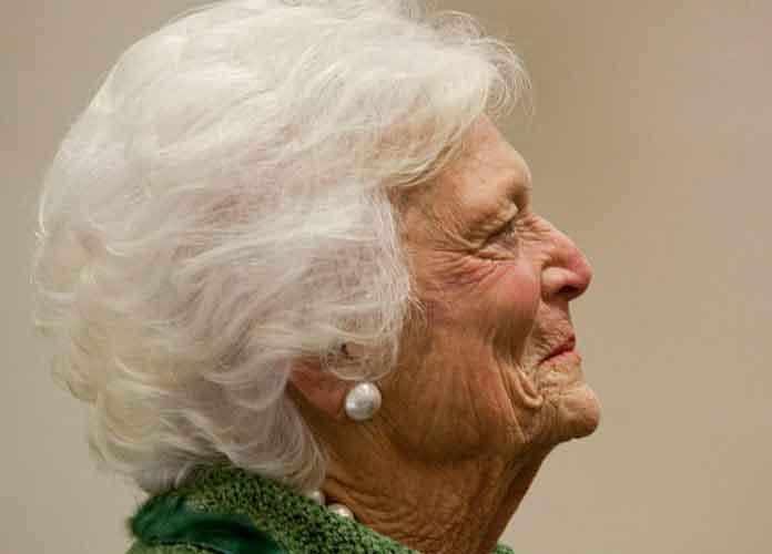 Barbara Bush Said She No Longer Considered Herself A Republican After Trump Became President