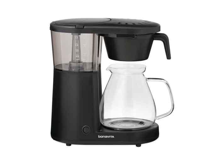 Bonavita Metropolitan 8-Cup Brewer Review: Good Coffee, Great Price