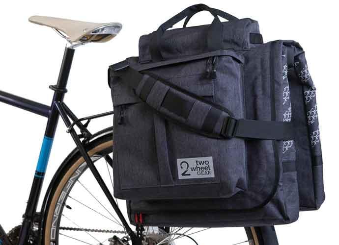 Two Wheel Gear's Garment Pannier – Classic 2.0 Review: A Handsome Garment Bag For Bikers