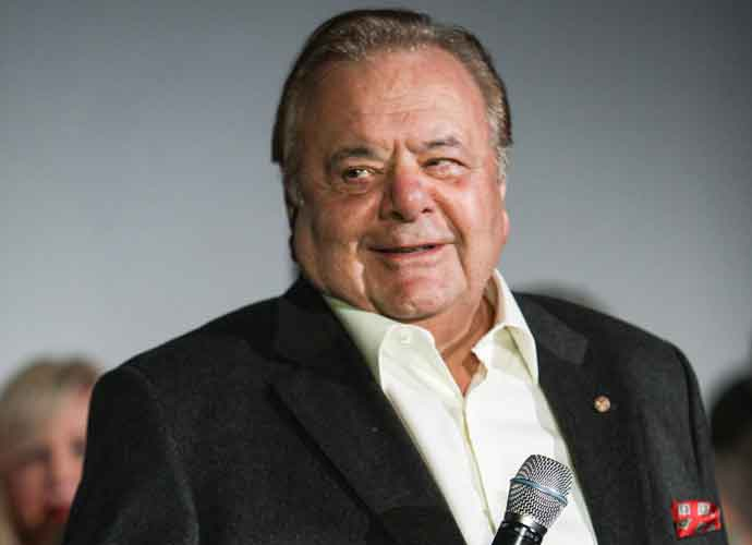 Paul Sorvino On 'Abe & Phil's Last Poker Game' & Working With Martin Landau [VIDEO EXCLUSIVE]