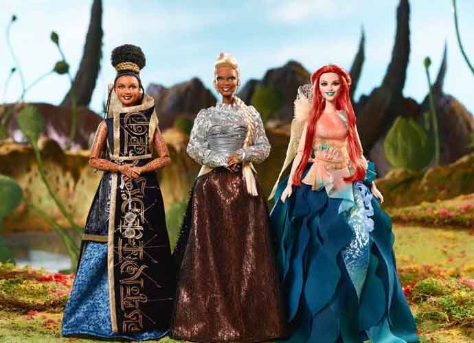 'A Wrinkle In Time' Barbies Made In Honor Of Reboot