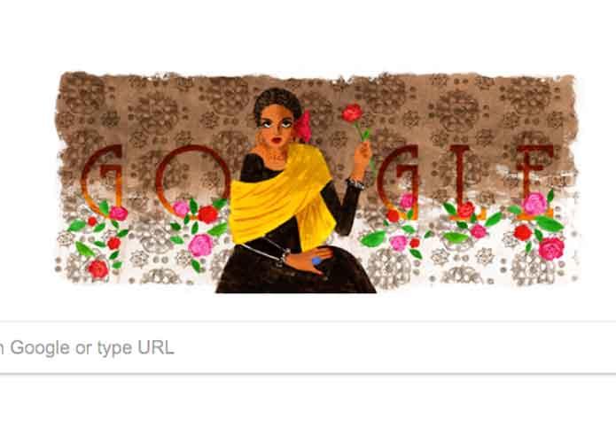 Google Doodle Celebrates Mexican Actress Katy Jurado