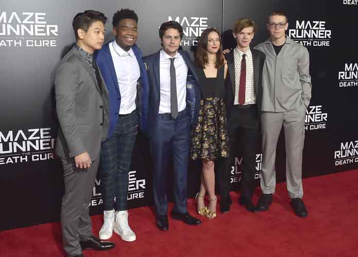 'Maze Runner: The Death Cure' Cast Attends Fan Screening