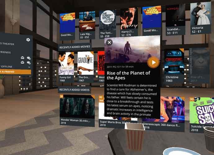 Plex Announces Plex VR
