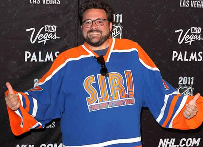 Kevin Smith Says Weed Saved His Life
