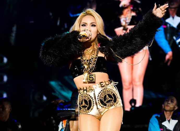 Who Is CL, Born Lee Chae-rin, The South Korean Rapper Who Performed At The Olympic Closing Ceremony?