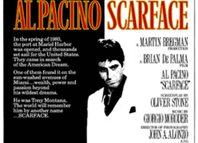 'Scarface' Could Be Next Classic Film To Be Remade