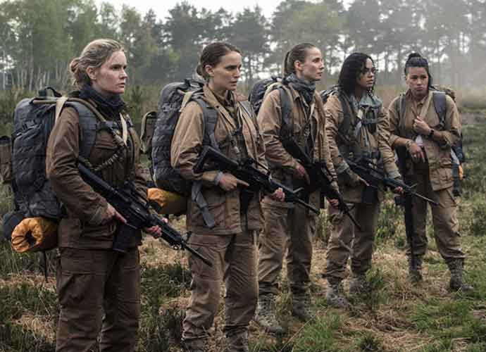 Oscar Isaac and Alex Garland on filming Annihilation, practical effects and more