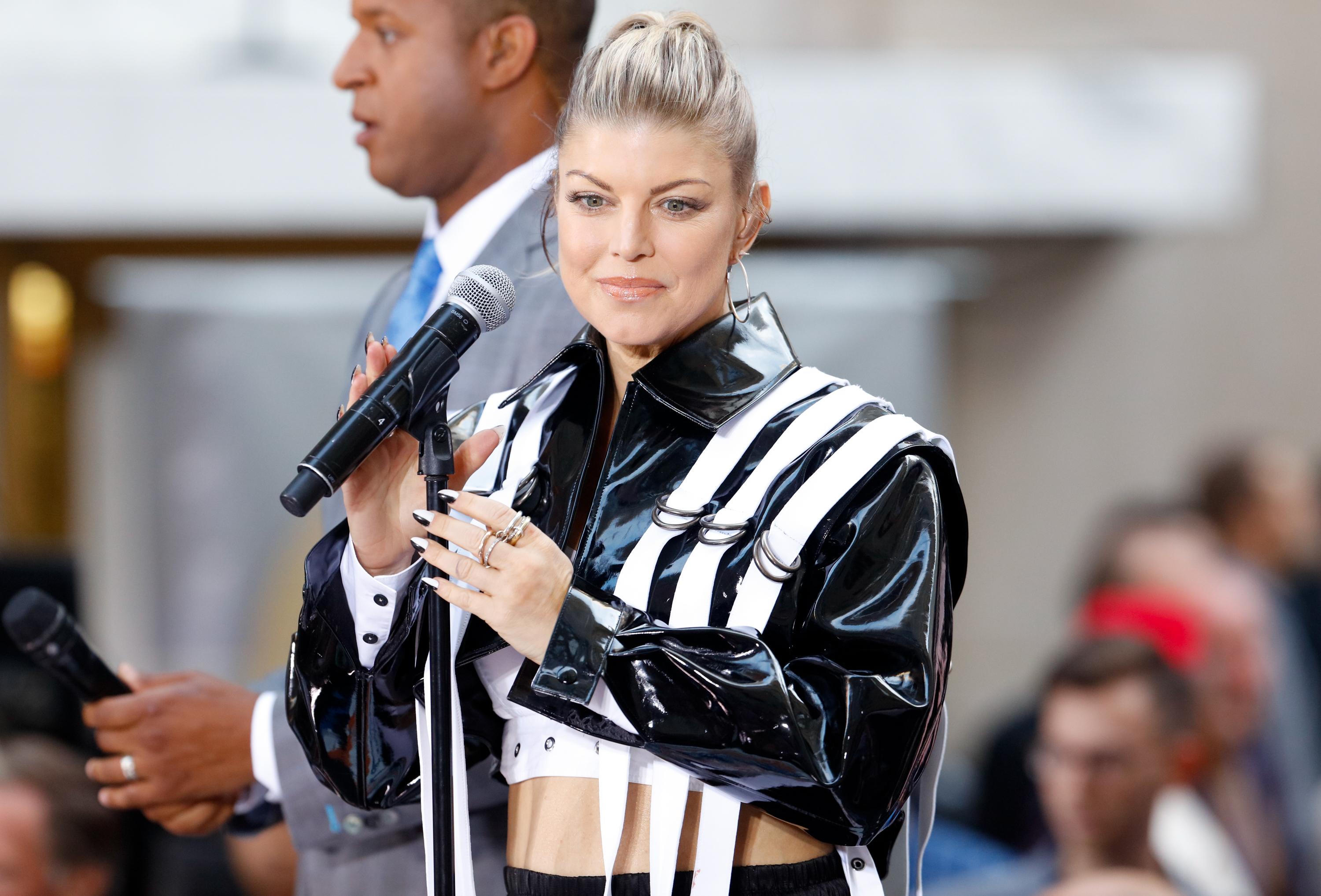 Fergie Acknowledges NBA All-Star Game National Anthem Fail