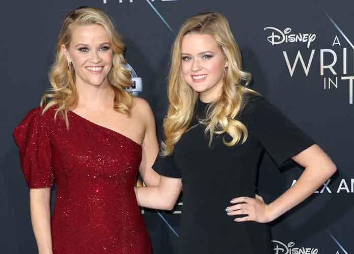 Reese Witherspoon & Daughter Ava Phillippe Attend 'A Wrinkle In Time' Premiere