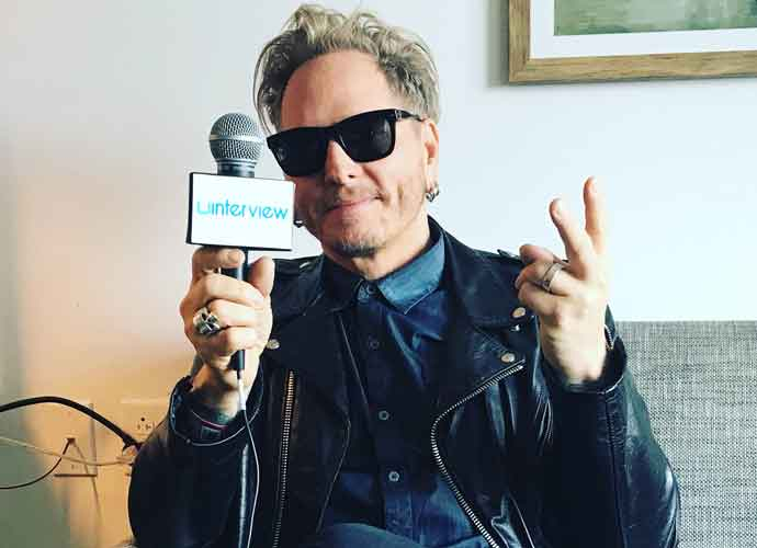 Matt Sorum On His New App 'Artbit,' Creating A New Space For Artists With Cryptocurrency [VIDEO EXCLUSIVE]