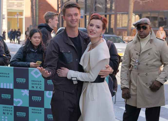 "Bella Thorne & Patrick Schwarzenegger ""Have Chemistry"" In Film 'Midnight Sun'"