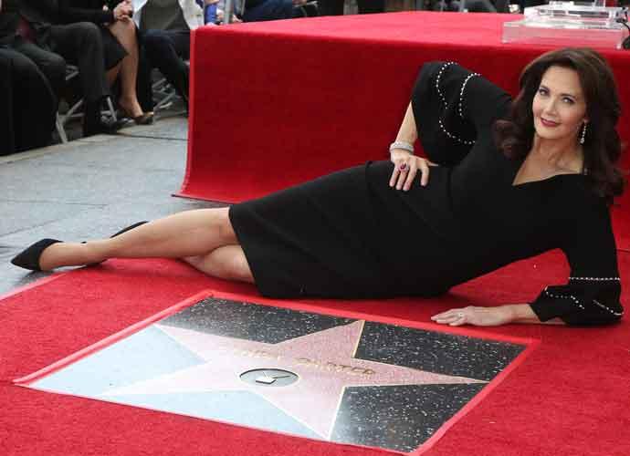Lynda Carter Finally Receives Star On Hollywood Walk Of Fame