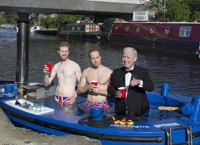 Royal Family Lookalikes Throw Mock Bachelor's Party For Prince Harry