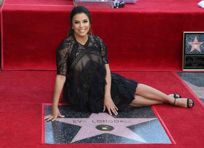 Eva Longoria Gives Birth To Her First Child With Santiago Enrique Baston
