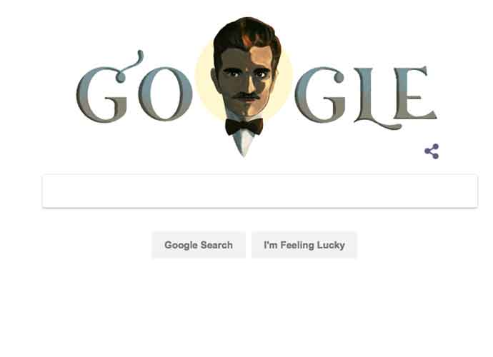 Omar Sharif Celebrated On Google Doodle In Honor Of His 86th Birthday