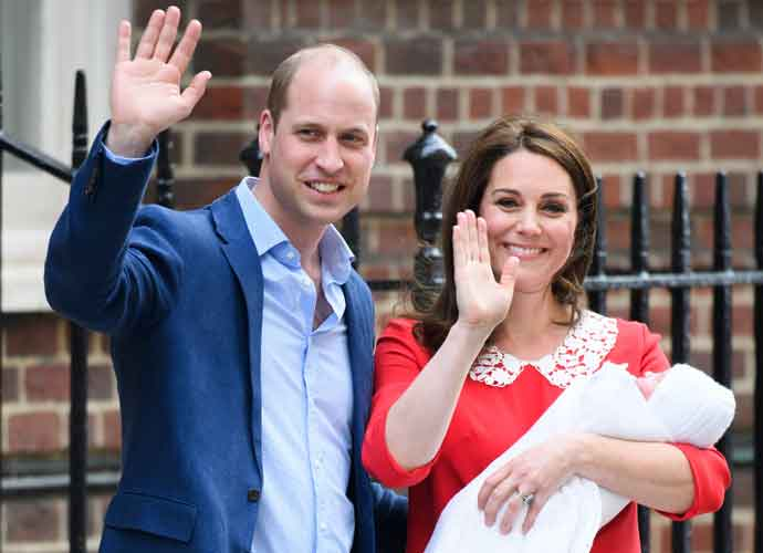 Prince William & Kate Middleton Reveal Royal Baby's Name – Prince Louis