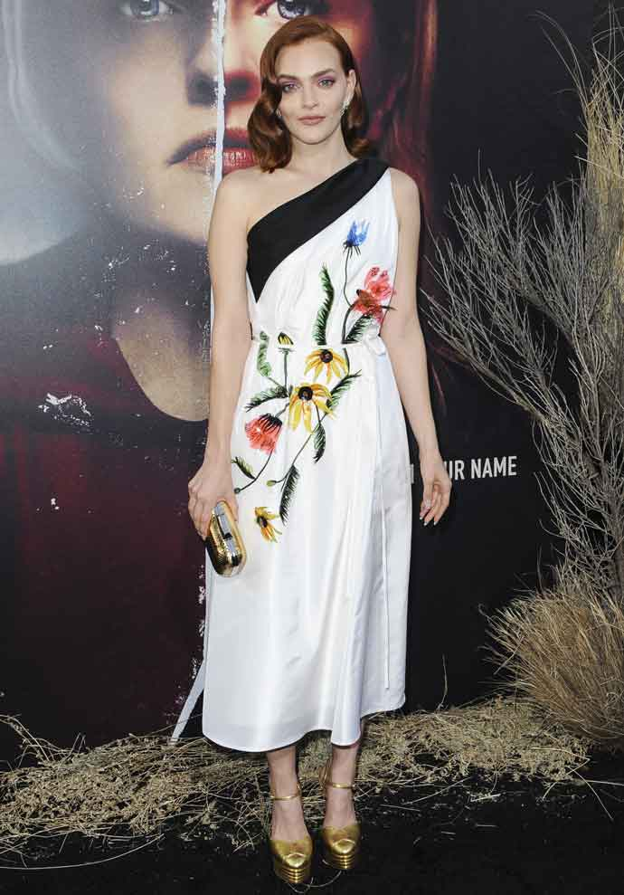 Get The Look For Less: Madeline Brewer's 'Handmaid's Tale' Premiere Look