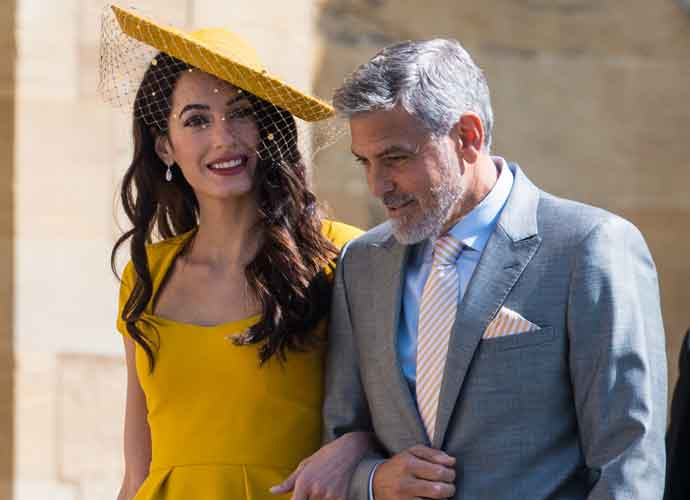 Get The Look For Less: Amal Clooney's Royal Wedding Ensemble