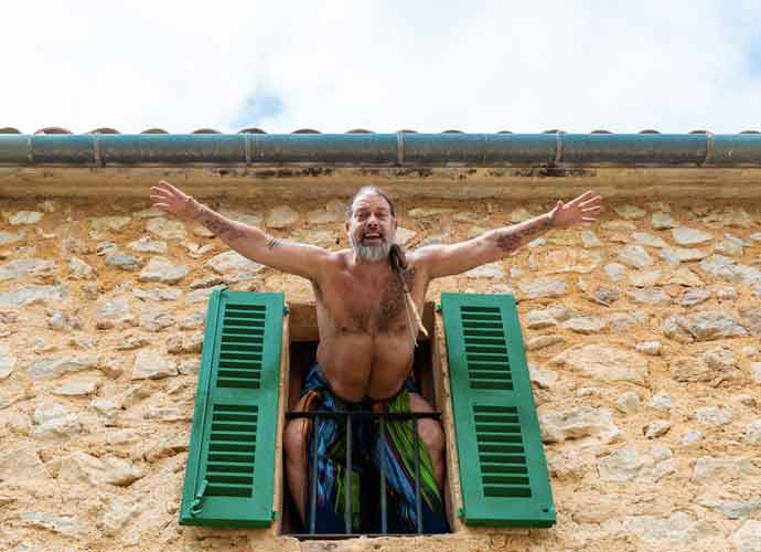 Hippie Squatter Georg Berres Moves Into Boris Becker's Abandoned Spanish Mansion