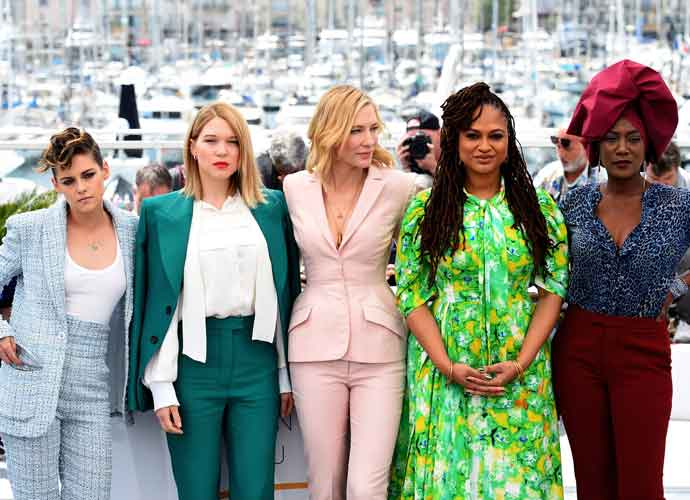 Cate Blanchett Leads Female Dominated Jury at 71st Annual Cannes Film Festival [PHOTOS]