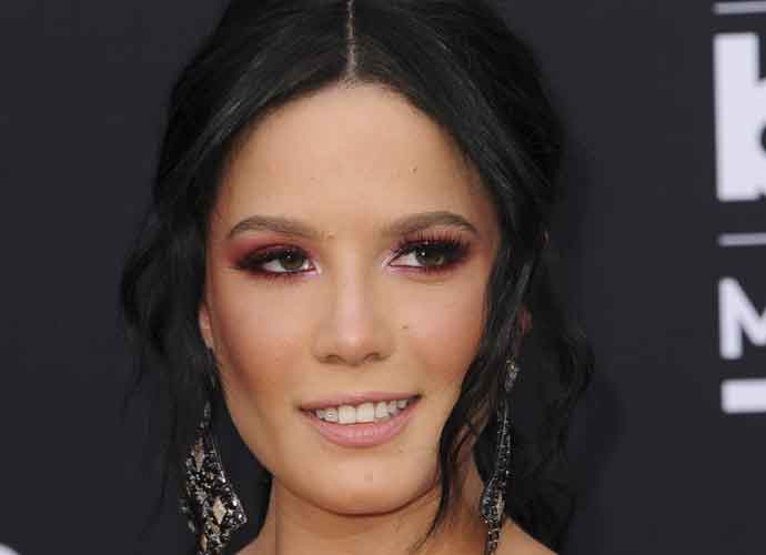 Halsey Performs 'Time After Time' At Emmy Awards [Video]