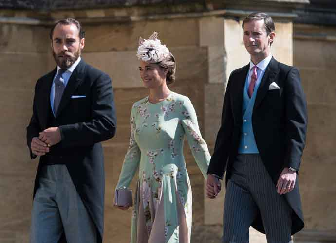 Pippa Middleton Gives Birth To First Child With Husband James Matthews