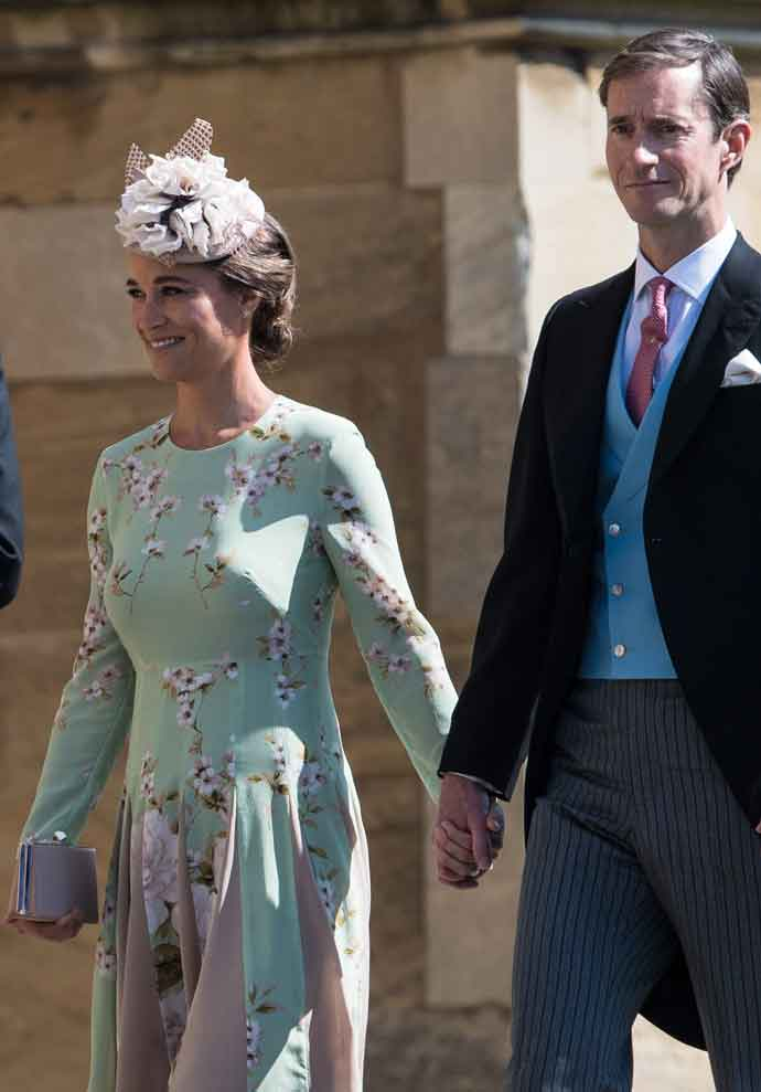 Get The Look For Less: Pippa Middleton's Royal Wedding Mint-Colored Dress