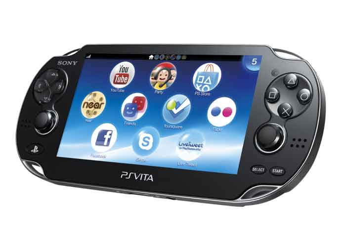 Sony To End All PlayStation Vita GameCard Production