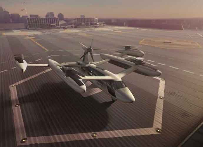 Uber & NASA Team Up To Build Flying Taxis [PHOTOS]