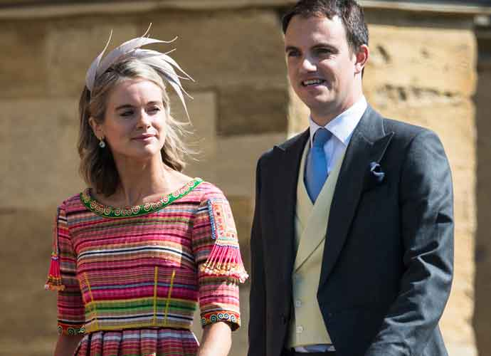 Prince Harry's Ex Cressida Bonas Worried Most About Her Hat While Preparing For Royal Wedding